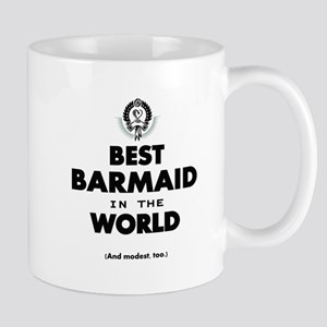 The Best in the World – Barmaid Mugs