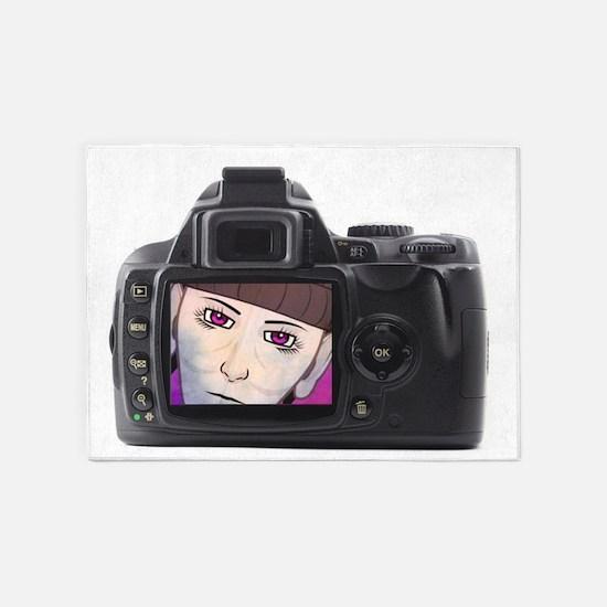 Avatar Cliff Camera 5'x7'Area Rug