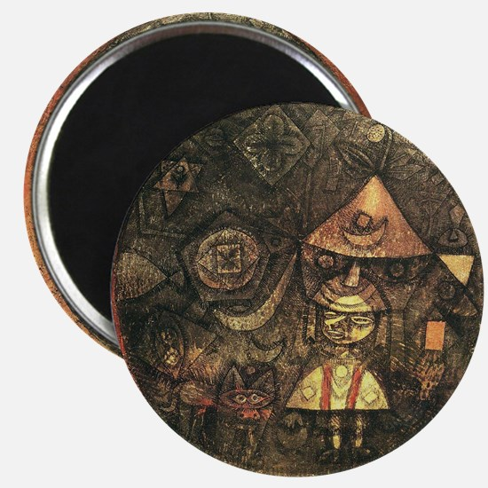 Fairytale of the Dwarf by Klee Magnet