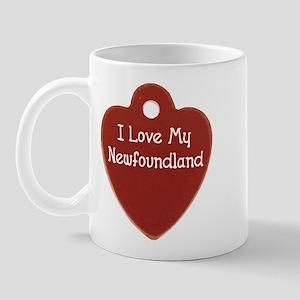 Newfoundland Tag Mug