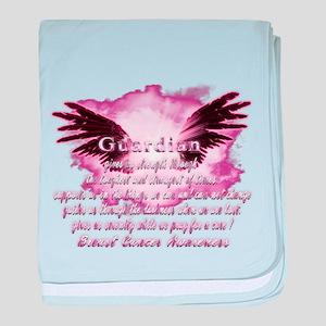 Guardian Angel serenity prayer Breast Cancer Aware