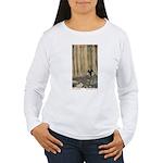 Rackham's Frog Prince Women's Long Sleeve T-Shirt