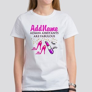 BEST ADMIN ASST Women's T-Shirt