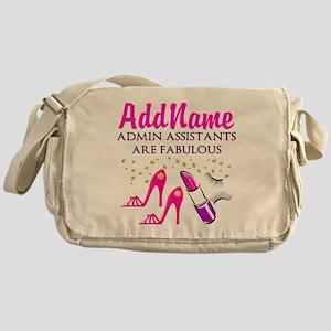BEST ADMIN ASST Messenger Bag