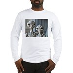 Alien Couple - Long Sleeve T-Shirt