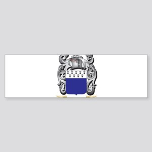 Kondrachenko Coat of Arms - Family Bumper Sticker