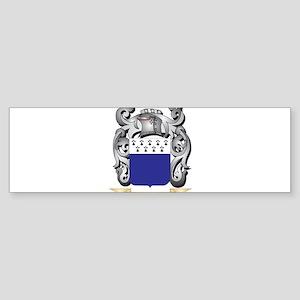 Kondrachenko Coat of Arms - Family Bumper Sticker