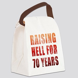 Hell70 Canvas Lunch Bag