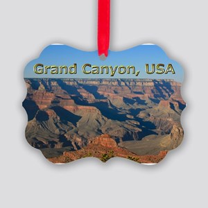 Grand Canyon National Park USA Picture Ornament