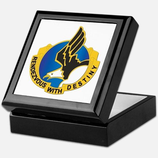 DUI - 101st Airborne Division Keepsake Box