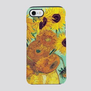 Sunflowers by Vincent Van Gogh iPhone 7 Tough Case