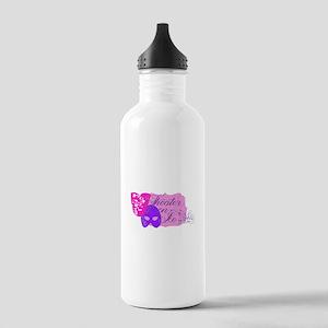 Theater on Ice Purple Water Bottle