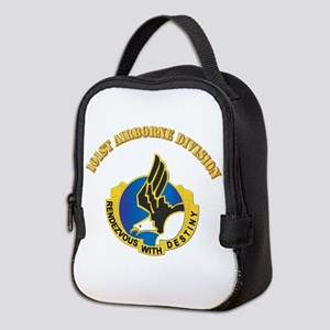 DUI - 101st Airborne Division with Text Neoprene L