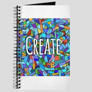 Create - inspiring words Journal