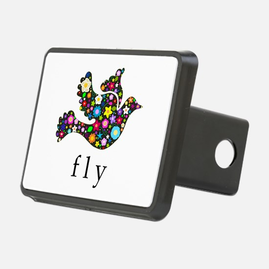 Fly - Soar and Be Free Hitch Cover