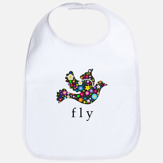 Fly - Soar and Be Free Bib