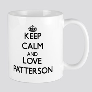 Keep calm and love Patterson Mugs