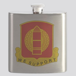 34th Field Artillery Flask