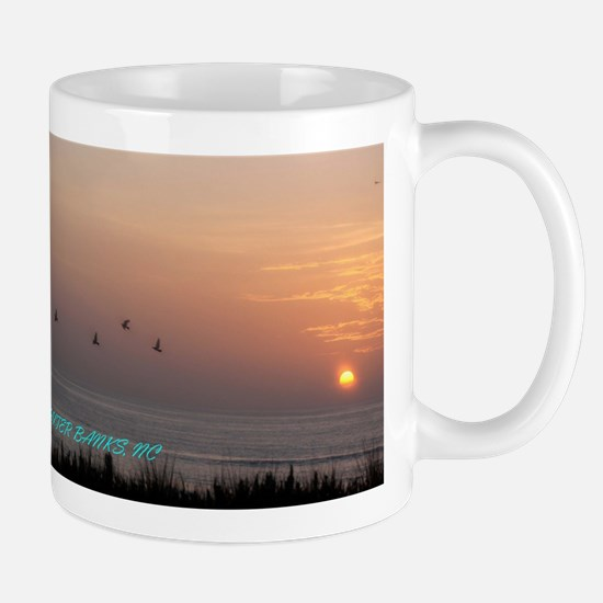 OBX Sunrise Mugs