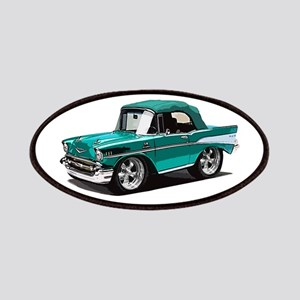BabyAmericanMuscleCar_57BelR_Green Patches
