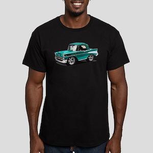 BabyAmericanMuscleCar_57BelR_Green T-Shirt