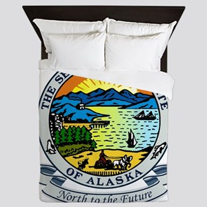 Alaska Seal Queen Duvet