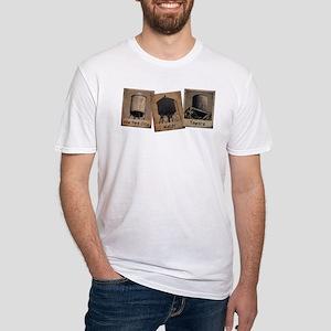 New York City Water Towers T-Shirt