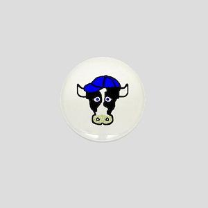 Jacob the Cow Mini Button