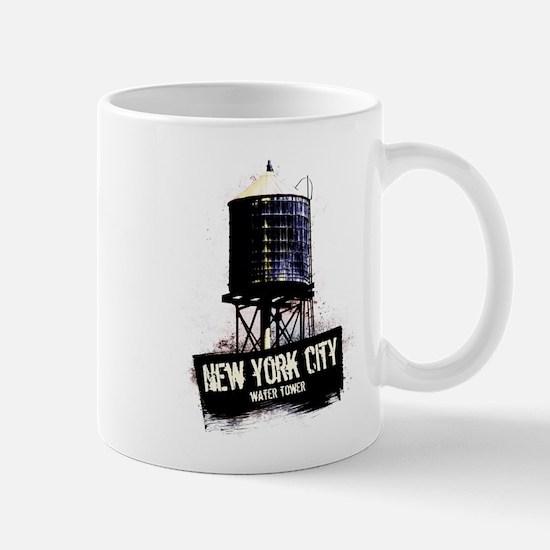 New York City Water Tower Mugs