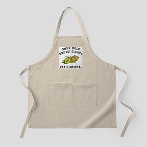 Use Biodiesel BBQ Apron