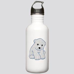 Baby Polar Bear Water Bottle