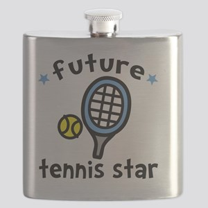 Tennis Star Flask