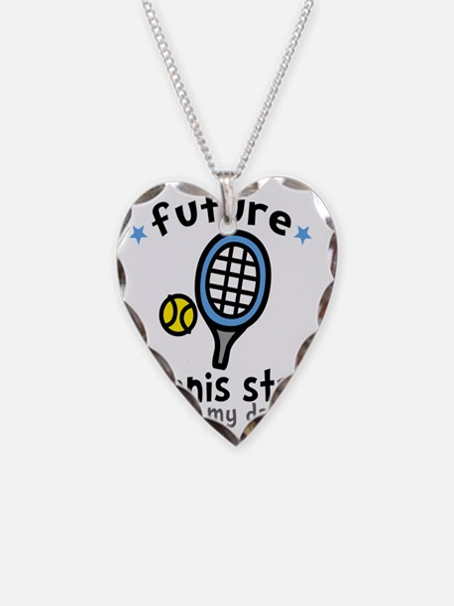 Tennis Dad Necklace