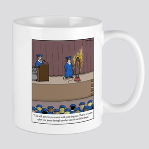 Graduation Hoop Mugs