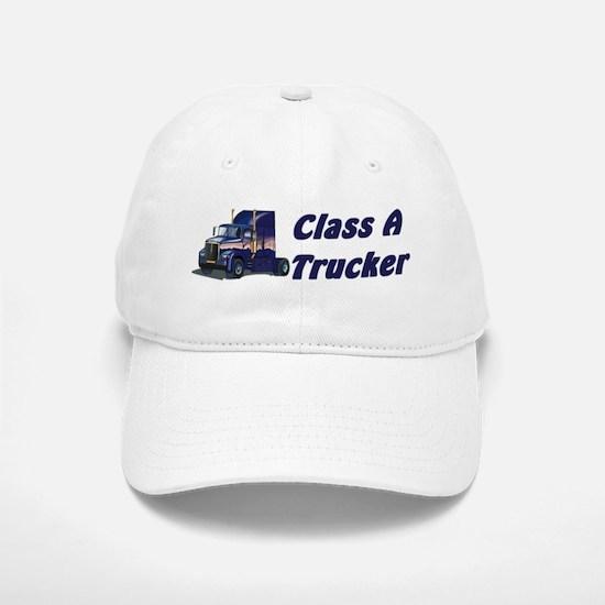 Class A Trucker Baseball Baseball Cap