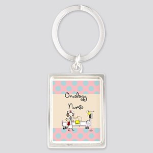 Oncology Nurse 5 Keychains