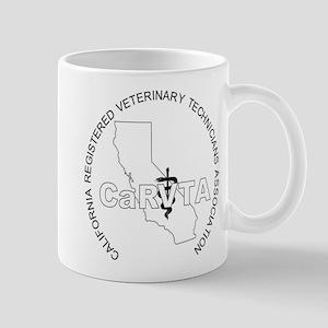 California Veterinary Technicians Association Mugs