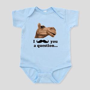 Funny Camel Infant Bodysuit