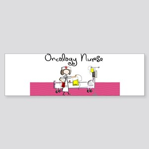 Oncology Nurse 3 Bumper Sticker