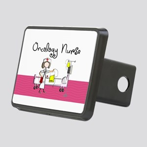 Oncology Nurse 3 Hitch Cover