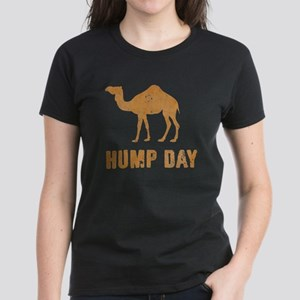 Vintage Hump Day Women's Dark T-Shirt