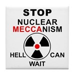 Nuclear Mechanism Tile Coaster