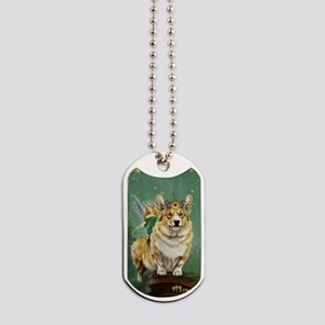 fairy steed Dog Tags