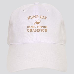 Hump Day Camel Tipping Champion Cap