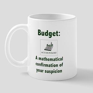 Budget Mug