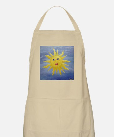 Whimsical Sun Apron