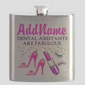 SUPER DENTAL ASST Flask