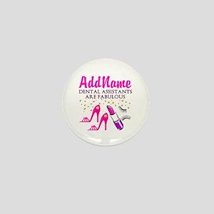 SUPER DENTAL ASST Mini Button