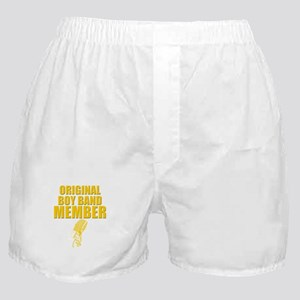 Boy Band Boxer Shorts