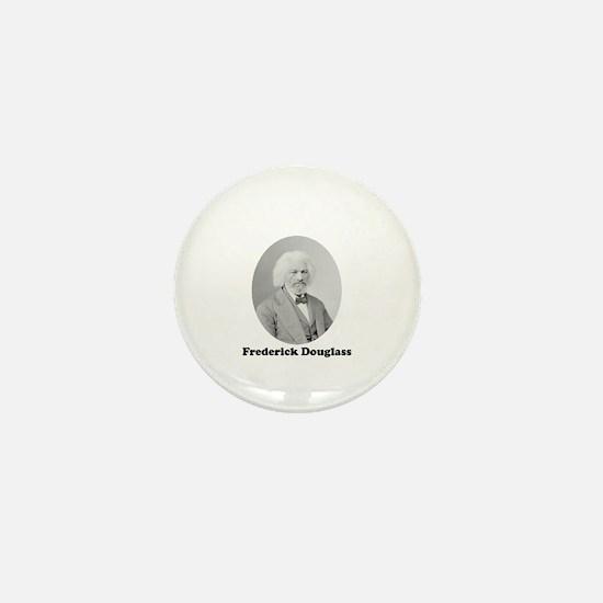 Frederick Douglass Mini Button